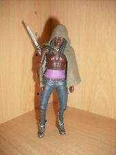 Mcfarlane The Walking Dead Michonne Action Figure Complete Horror Series 3