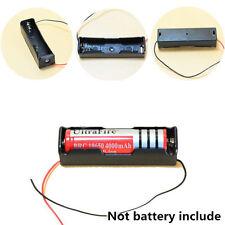 Nouveaux 5 x Boîtier Box Titulaire Pour 18650 Li-ion Batteries Cellule 3.7 V