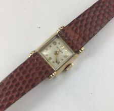VINTAGE LADIES LECOULTRE WRISTWATCH  Working Condition