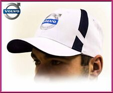 Volvo unisex Baseball Cap Hat.100% cotton. White colour. Adjustable size!!!