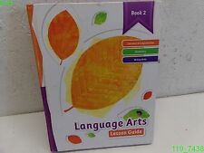 Language Arts Book 2 Lesson Guide 1st - LIKE NEW