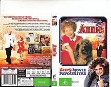 Annie-1981-Albert Finny-Movie-DVD