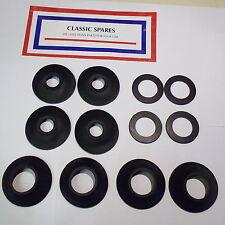 LAGONDA Rapide 1962 - 1964 Pinza freno posteriore sigillo kit di entrambi i lati (we007)