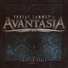 AVANTASIA LOST IN SPACE PART 2 CD NEW