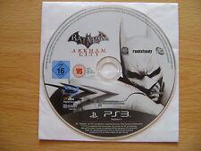 Batman: Arkham City (Sony PlayStation 3, 2011) 3D ''DISC ONLY''