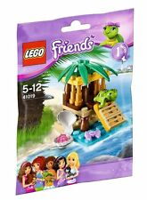 LEGO 41019 Friends Turtle's Little Oasis bagged set New/Sealed Free US Shipping