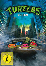 Turtles 1 - Der Film (Teenage Mutant Ninja) DVD NEU + OVP!