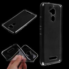 Ultra Thin 0.3mm TPU Clear Transparent Case Cover For Asus Zenfone 3 Max ZC520TL