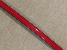FORD Falcon XF S Pack Fairmont Ghia RED Bumper Mould Strip Front rear sedan