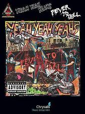 Yeah Yeah Yeahs - Fever to Tell by Hal Leonard Corp. Staff (2004, Paperback)