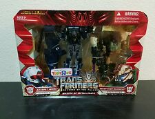 Transformers Revenge of the Fallen Voyager Class Whirl & Bludgeon MISB