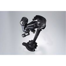 Shimano RD-M591 SGS Long Deore top normal rear derailleur, black