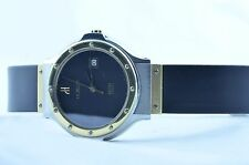 HUBLOT CLASSIC MDM QUARTZ DAMEN STAHL/GOLD TOP ZUSTAND 28MM RAR