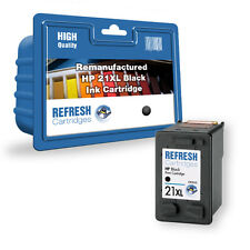 Remanufactured HP 21XL High Capacity Black Ink Cartridge (C9351CE)
