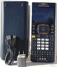 TI-Nspire CX Graphing Calculator Texas Instruments - SP - SR