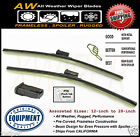Ford Fiesta Direct OE Replacement Premium ALL Weather Windshield Wiper Blades
