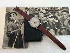 SHTURMANSKIE 1-MChZ VINTAGE SOVIET 1st SPACE COSMONAUT GAGARIN WATCH STOP SECOND