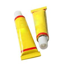 2pcs Bike Glue Rubber Inner Tube Repair Puncture Cold Patch Bicycle sealant OT8G