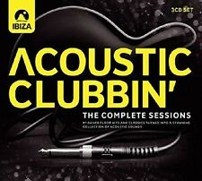 Acoustic Clubbin' - the complete sessions 3 CD (urban Love, Freedom Dub,...) NEUF