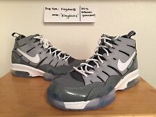 New Nike Air Max Trainer 94 Grey Ice Leather Shoes Men's Sz 10 $140 312543-005