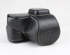 PU Leather Hard Camera Case Custom Design For Sony Alpha NEX-5R NEX-5T