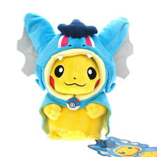 Pokemon Center Character Soft Toy Plush Doll Gyarados Pikachu Blue