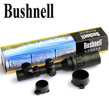 Bushnell 2-6x32 Multi Red Green Illuminated Reticle HD Short Rifle Scope Duplex