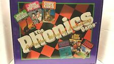 The Phonics Game: A Better Way of Learning Home School Beginning Reader Complete