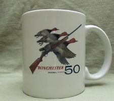 Classic Winchester Model 50 Coffee Cup, Mug - New - Cool Vintage Look
