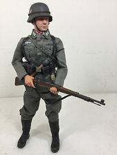 1/6 DRAGON WERMACHT OPERATION BARBAROSSA FULL GEAR K-98 BBI DID 21st WW2