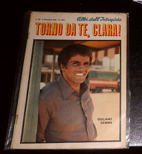 ALBO dell'INTREPIDO ed. Universo (1969) nr. 1245 COVER GIULIANO GEMMA