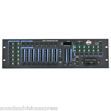 American DJ ADJ DMX Operator 384 384-Channel LED Lighting Light Controller +MIDI