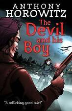 The Devil and His Boy, Anthony Horowitz, New Book