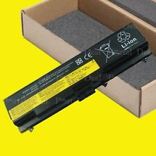 6 Cell Battery For ThinkPad W510 W520 L410 L412 L510 L512 L420 L421 L520 Laptop