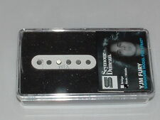 Seymour Duncan STK-S10 YJM Fury Strat Neck Pickup WHITE   New with Warranty