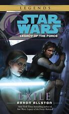"""PB- Star Wars: """" Legacy of the Force-Exile""""."""