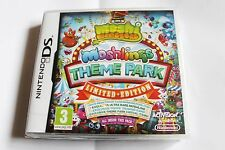 Moshi Monsters Moshlings THEME PARK  -  Nintendo DS DSI 3DS New Factory Sealed