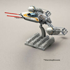 STAR WARS - 1/72 Y-Wing Starfighter Model Kit Bandai