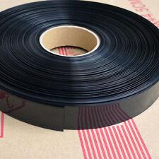Black 40MM Φ25MM PVC HEAT SHRINK TUBING TUBE 26FT