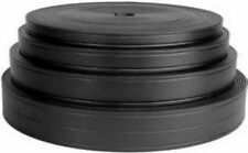 "Weaver Brahma Webb Duroflex 1"" BLACK 100 FT roll stronger than ""thane""material"