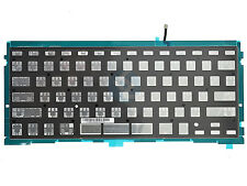 "NEW US Keyboard Backlit Backlight Only for Macbook Pro A1398 15"" Retina"