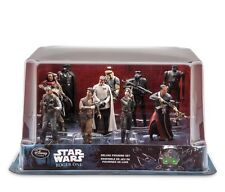 Rogue One Disney Star Wars Story Deluxe PVC Set Figurine Figurines 10-Piece