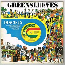 "greensleeves 12"" : PATRICK ANDY-get up stand up   (hear)   dancehall"