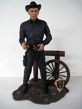 WESTWORLD Gunslinger YUL BRYNNER Resin MODEL KIT Jeff Yagher MICHAEL CRICHTON