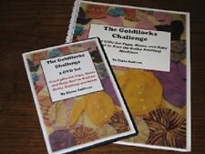Goldilocks Book & 2 DVDs Diana Sullivan Bulky Patterns!