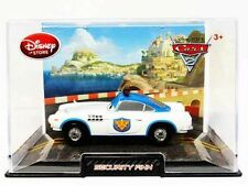 Disney Store Cars 2 Die Cast Collector Case Security Finn 1:43 Scale NEW