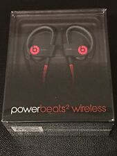 New  Beats Dr Dre Powerbeats 2 Wireless In-Ear Headphone - Black