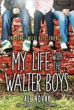 My Life with the Walter Boys Ali Novak PB Book Nice Find