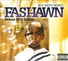 Boy Meets World [Deluxe Edition] [CD/DVD] [PA] [Digipak] by Fashawn (CD & DVD)