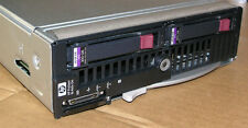 HP BL460c G6 X5550 G6 1P  Blade Server Dual 2.66 GHz, 6.40 GT/s Intel QPI Loaded